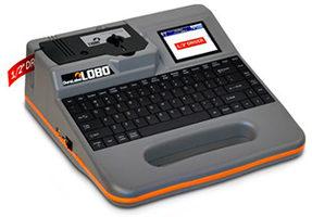 Label4Me | LOBO 8d.USB,DISPLAY,CUTTER,KB