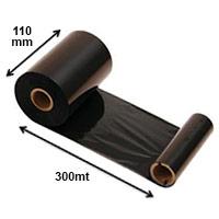Ribbon cera 110mmX300mt