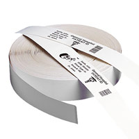 Label4Me | Rotolo braccialetti 25X279mm Z-BAND ADULT DT