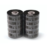 Label4Me | Ribbon in cera Zebra 2100 formato 89mm x 450mt