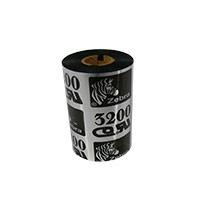 Label4Me | Ribbon in cera/resina Zebra3200 formato 80mmx450mt