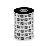 Label4Me | Ribbon cera/resina Zebra 3200 formato mm84 x 74mt