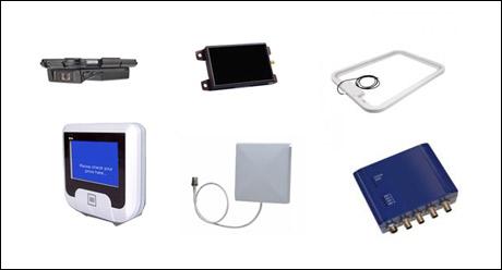 soluzioni rfid, lettori terminali, price-checker, varchi, gate, reader professionali rfid