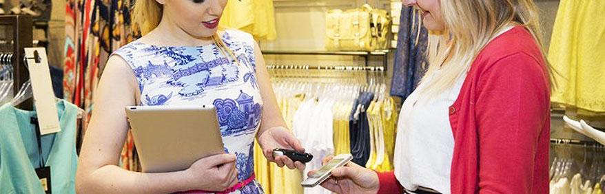 Sistemi di vendita assistita per il retail