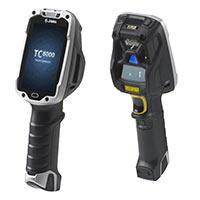 Terminale barcode mobile Zebra TC8000
