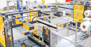 Software per la gestione e il controllo di qualsiasi dispositivo / macchinario presenti sui diversi fine linea produttivi