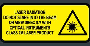 Marcatura laser di etichette DPM esempio