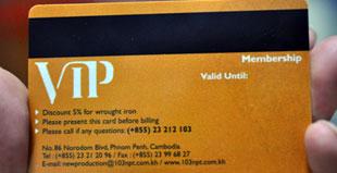 Etichette anticontraffazione con banda magnetica