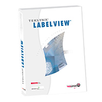 scatola del software TekLynx LabelView