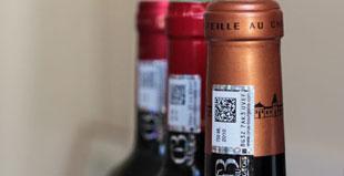 Etichette anticontraffazione con codici 2D DataMatrix