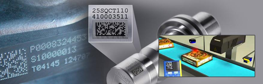 Marcatura laser su prodotti esempio