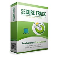 SecureTrack software soluzione per la tracciabilità e rintracciabilità dei processi e lavorazioni subite per la creazione di un prodotto