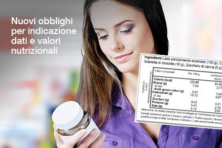 Allergeni e obblighi per etichette su alimenti