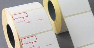Stampa etichette a colori
