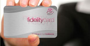 Stampa Card fidelity per i clienti