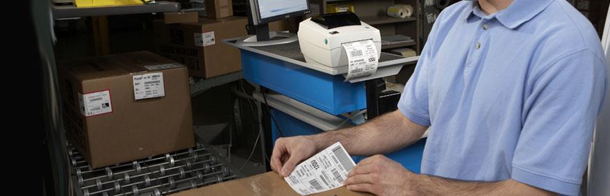 Stampa etichette barcode