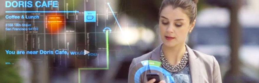 pubblicità, advertising, invio messaggi personalizzati ai clienti (proximity marketing) grazie alla tecnologia Beacon marketing