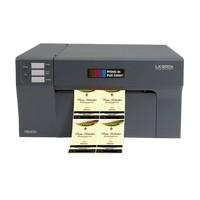 LX900e la stampante desktop per etichette a colori in rotolo