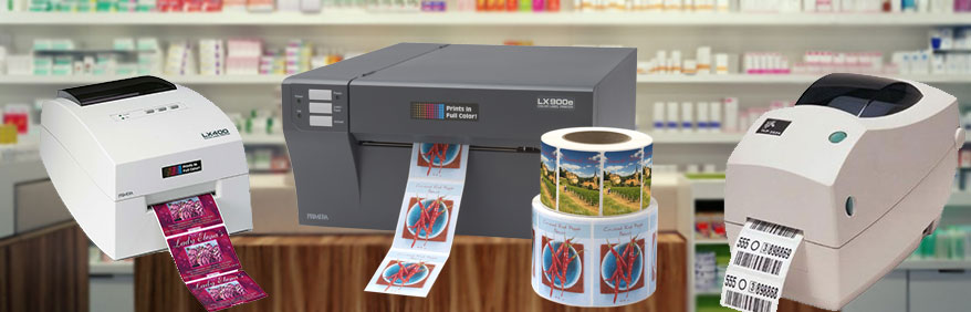 Stampanti barcode Alfacod