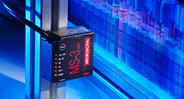 Scanner Laser Microscan LVS