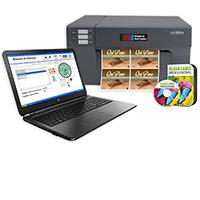 Kit FlashLabel stampa digitale etichette a colori