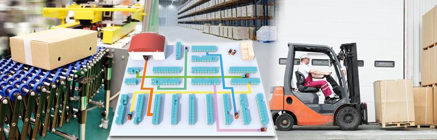 Software logistica Alfacod