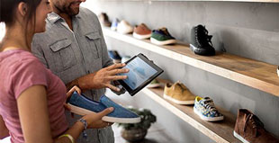 Tablet per la vendita assistita