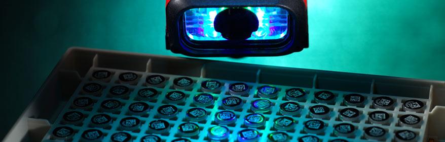Sistemi di visione Omron Microscan