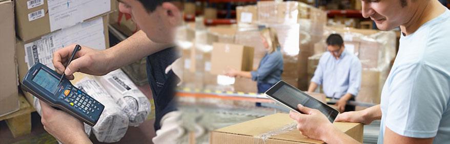 Gestione prodotti in ingresso attraverso soluzioni di mobile computing