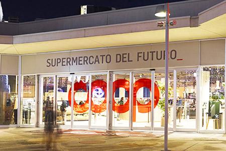 Supermercato del Futuro Coop: coinvolgimento ed experience, in collaborazione con Accenture
