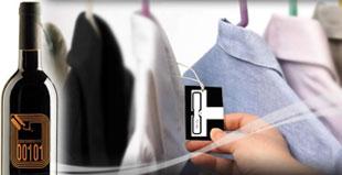 Soluzioni RFid nell'etichetta del prodotto esempio