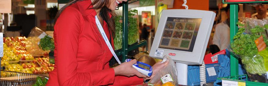 Sistemi di self scanning per la spesa self-service