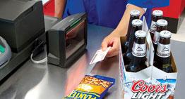 Presentation scanner Datalogic, raccolta automatica dati per negozi specializzati, retail store, catene a brand e franchising store, minimarket, distribuzione, GDO, farmacie, negozi benessere