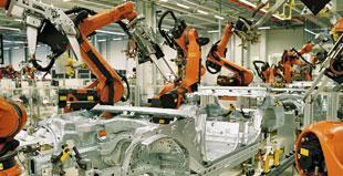 Automazione industriale: identificazione delle materie prime in entrata, alla tracciabilità dei diversi semilavorati per poi terminare nella marcatura del prodotto finito