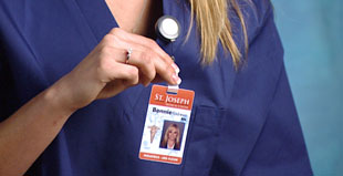 Stampa Badge identificativi personali