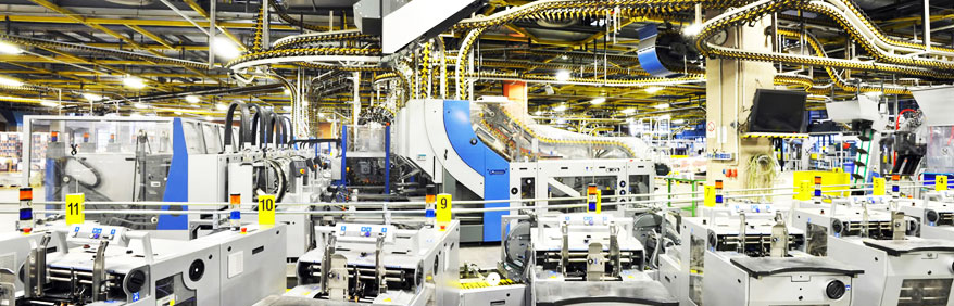 Automazione processi industriali, soluzioni di automazione e di tracciabilità dei processi industriali nella creazione o trasformazione di un prodotto