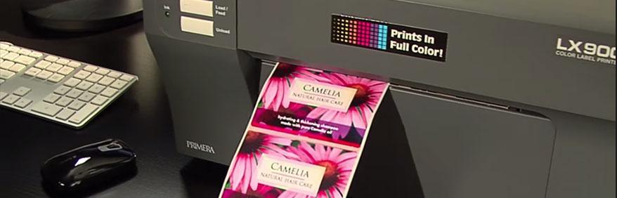 Stampanti per Etichette a colori