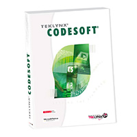 scatola del software TekLynx Codesoft