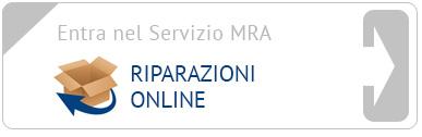 servizio online riparazioni alfacod, servizio mra
