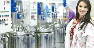 Sistemi di tracciabilità di produzione e trasformazione di cosmetici