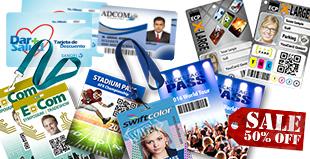 Stampa Badge e Ticket per eventi