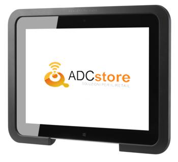 Tablet per assistenza vendita ADCstore