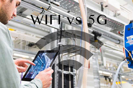 wifi enterprise vs 5G