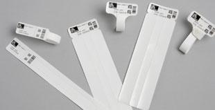 Stampa braccialetti barcode per pazienti
