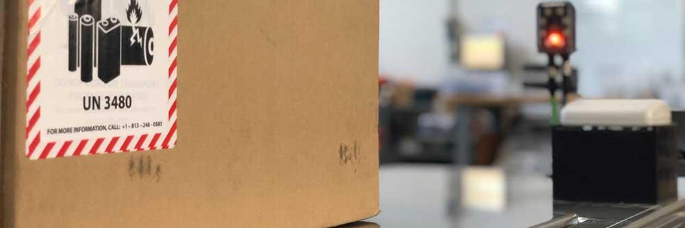 pacco su bilancia del carrello Alfacod