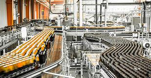 Software industriale per l'automazione e avanzamento dei processi