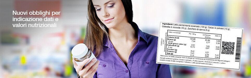 Allergeni e obblighi per etichette su alimenti nuova normativa 13 dicembre 2016