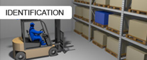 Guida assistita per l' automazione carrelli elevatori