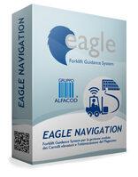 eagle navigation alfacod forklift guidance system