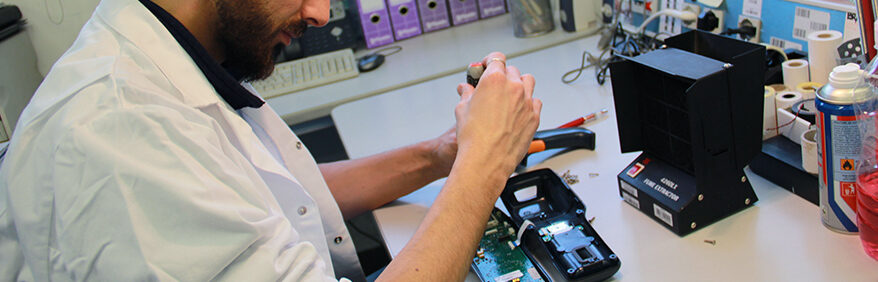 centro riparazioni certificato, tecnici specializzati in riparazione lettori, terminali, stampanti, sistemi rfid, wifi, rtls